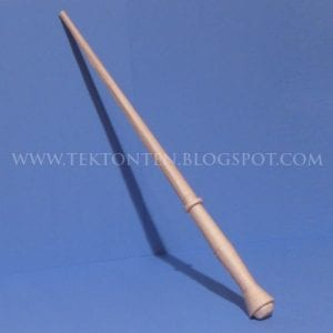 Lucius Malfoy's Wand Papercraft
